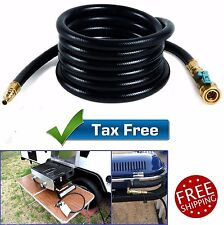 RV Propane Hose Quick Connect  Low Pressure Grills Camp Kitchen Olympian Grill