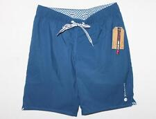 BILLABONG Brand Blue Time Out Board Shorts Size 8-XS BNWT #TD59