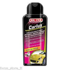 Cera Carlux MA-FRA 250ml MAFRA lucidatura auto moto