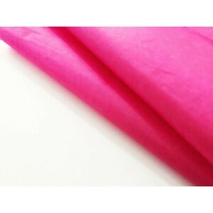Pink Acid Free Tissue Paper Party Gift Box Bag Filler- 430x700mm. Same Day Post