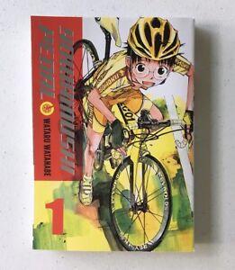 Yowamushi Pedal (Vol. 1) English Manga Graphic Novel Loot Anime Crate Exclusive