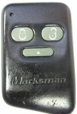 Marksman M3 Keyless fob remote alarm control M3RF-3 starter transmitter entry
