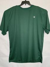 6547a53e Men's Champion Short Sleeve Shirts Powertrain 2XLT Green NWOT Big & Tall