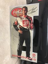 Awesome Coca Cola Nascar Tony Stewart  Lexan Vending Machine Front Panel REDUCED