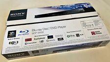Sony BDP-BX58 1080P 3D Blu-Ray DVD Player Wi-Fi Streaming HDMI MP3 USB w/Remote