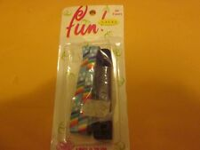 Kid's Fun Laces Shoelaces New 2 Pairs in Package 36""