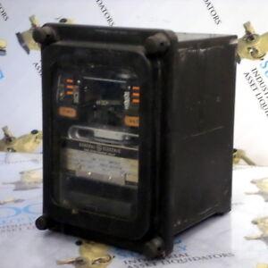 GENERAL ELECTRIC 12IAC77B4A TYPE IAC TIME OVERCURRENT RELAY