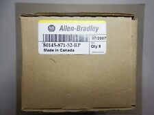 Qty 5 Allen Bradley 80145-871-52-RP 1 Amp ATM Fuse Assembly New in Sealed Box