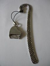 Piano TG2 Fine English Pewter On A DRAGON Bookmark