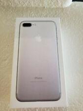 iPhone 7 plus 7+ silver box and original accessories, NO PHONE