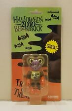 Medicom Bearbrick Halloween 100% 2010 Glow in the dark