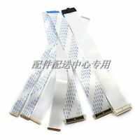 7pcs Universal LED FFC FPC EDP Panel Cable 30pin 40pin for 9.7-17.3'' Panel