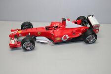 Hotwheels Ferrari F2003 GA Formel 1 1:18 #M274