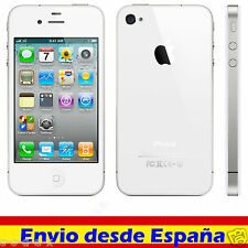 Telefono Movil Original Apple iPhone 4S BLANCO / 32GB Libre / Nuevo OUTLET