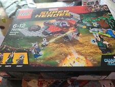 Lego 76079 marvel super heroes Ravager Attack Guardians of the Galaxy Vol 2 New