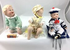 Ashton Drake Knowles Dolls set of 3 Yolinda's Picture Perfect Babies