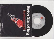Geier Sturzflug - Bruttosozialprodukt - Früher oder  später - 45'' Reggae Ska