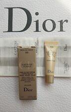 Dior Capture Totale HighDefinition Serum Foundation 020 Sample Size 3ml NIB