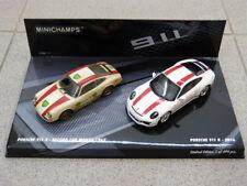 Miniatures Porsche 991 R Coffret 1 43