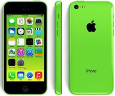 """Apple iPhone 5C- 8GB 16GB 32GB GSM """"Factory Unlocked"""" Smartphone Phone All Color"""