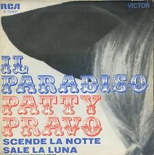 7inch PATTY PRAVO il paradiso SPAIN EX +PS1969