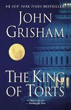 The King Of Torts - John Grisham Legal thriller PD v's giant Pharmaceutical Co.
