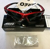 Occhiali bici strada MTB Areo bike sunglasses mountain bike road cristal duel fl