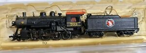 Bachmann N Scale 2-8-9 Consolidation Steam Locomotive Great Northern #763