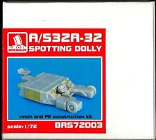 Brengun Models 1/72 U.S. NAVY A/S32A-32 SPOTTING DOLLY