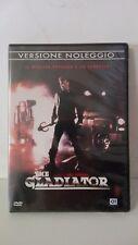 THE GLADIATOR DVD EX NOLEGGIO USATO GARANTITO ABEL FERRARA