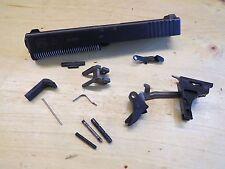 Glock 22 Gen 3 40 Cal Complete Slide Upper, Lower Parts Kit Poly 80 Spectre