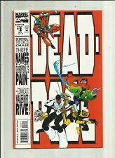 DEAD POOL   # 3 . The Circle Chase . Marvel  Comics .