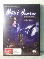NIGHT HUNTER - DVD - 1996 Vampire Movie - RARE !