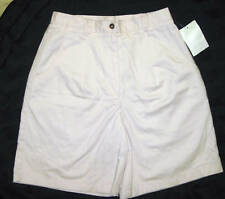 """NWT ORVIS SPORTING TRADITIONS Shorts Light Ecru Beige 8 5/8 """" inseam MISS 6"""