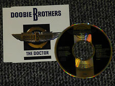 THE DOOBIE BROTHERS THE DOCTOR UK 1989 CAPITOL 3 TRACK CD