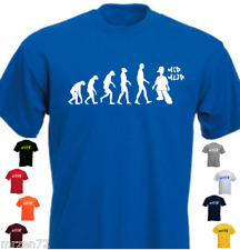 Human Hip Hop Evolution Funny Gift T-shirt