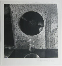 Nikolai KOULEBIAKINE: Soviet / Russian, Abstract, 1992 / Silver Print / SIGNED