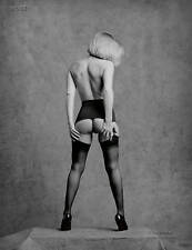 Black & White Fine Art Nude, 8.5x11 signed photo by Craig Morey: Zia 80484.15
