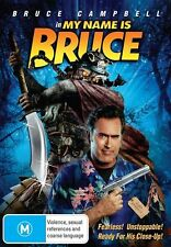 My Name Is Bruce (DVD, 2009) - Region 4