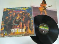 "Jon Bon Jovi Blaze of Glory Young Guns Spain Ed 1990 - LP Vinilo 12"" G/G+"