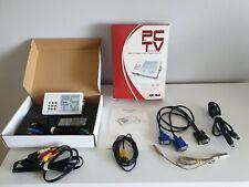 Juego de PC a TV Caja KWORLD-Reloj PC video en televisión o grabar en Grabadora De Dvd