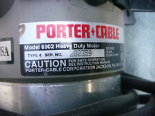 Porter Cable 6902 Heavy Duty Motor & 1001 Router Base