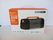 Aiper Portable Power Station Flash 150w, 162wh Solar Generator Backup