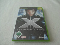X the official Game Xbox Spiel neu new sealed