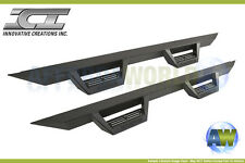 99-2016 F-250 F-350 Super Duty Crew Cab ICI Magnum RT Steps Running Boards Black