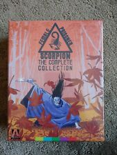 BRAND NEW Female Prisoner Scorpion Complete Arrow Video Blu-Ray Special Edition