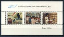 Angola 1983 Mi. Bl. 10 Foglietto 100% Posta Nazionale **