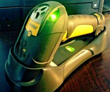 Symbol LS3578-ER cordless bluetooth laser barcode scanner,NEW BATTERY,17% off ?
