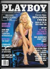 Back Issue January 1998 Playboy ~ Shannon Tweed Cover ~ VERY FINE/NEAR MINT