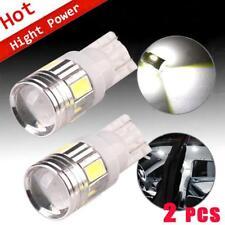 2 x T10 Wedge 912 921 White High Power Projector Backup Light Reverse LED Bulb T